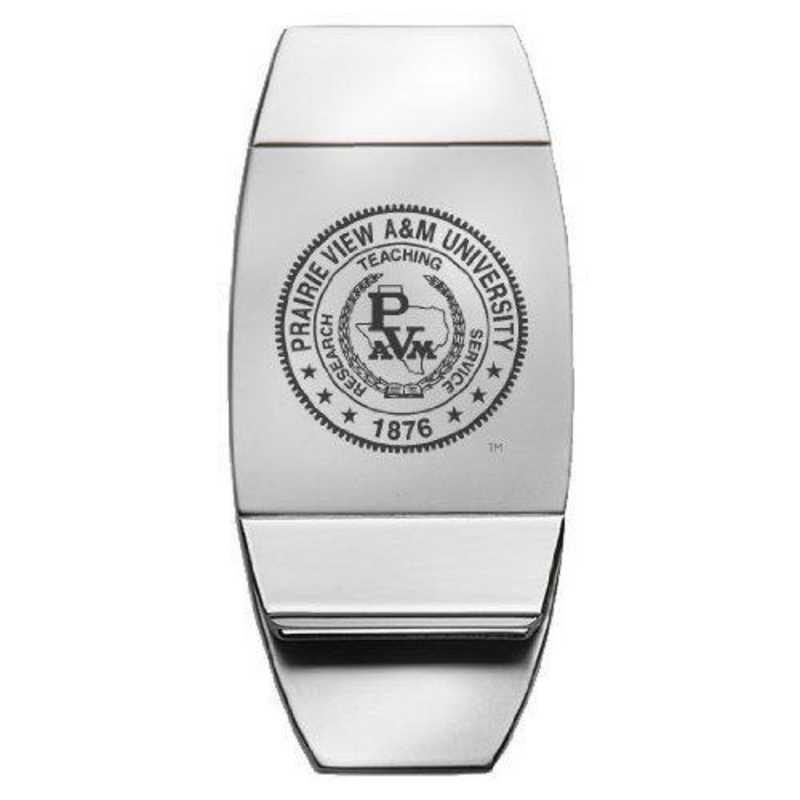 1145-PRVWAM-L1-IND: LXG MONEY CLIP, Prairie View A&M Univ