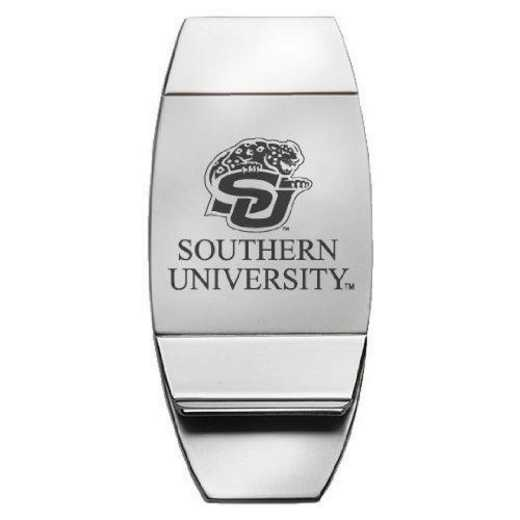 1145-STHAMCL-RL1-CLC: LXG MONEY CLIP, Southern Univ