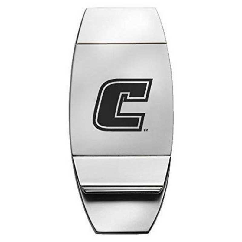 1145-TENCHAT-L1-CLC: LXG MONEY CLIP, Tennessee - Chattanooga