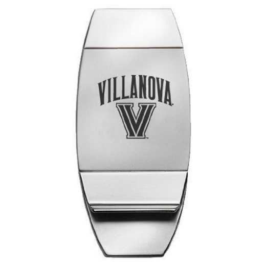 1145-VILLNVA-L1-CLC: LXG MONEY CLIP, Villanova