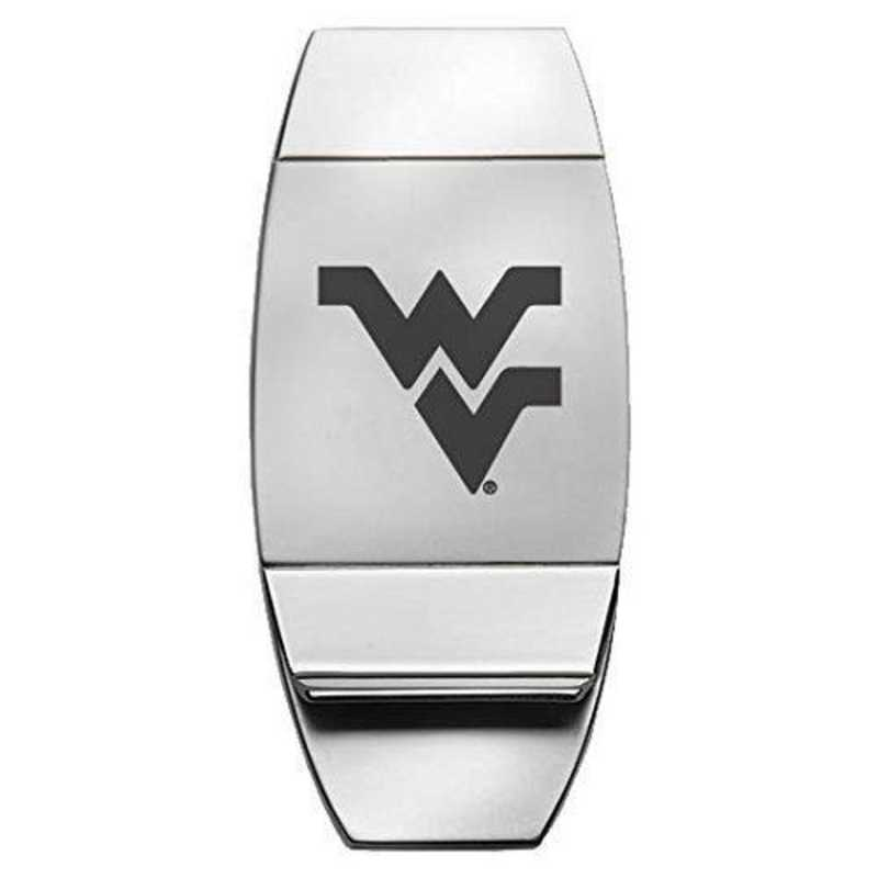 1145-WESTVA-L1-IND: LXG MONEY CLIP, West Virginia