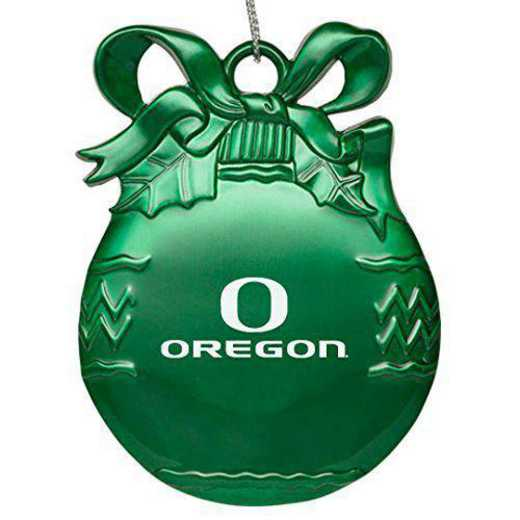 4022-GRN-OREGON-L1-IND: LXG BULB ORN GREEN, Oregon