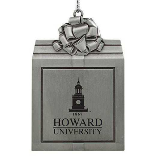 CG-4077-SIL-HOWARD-CLC: LXG PRESENTS ORN SILV, Howard Univ