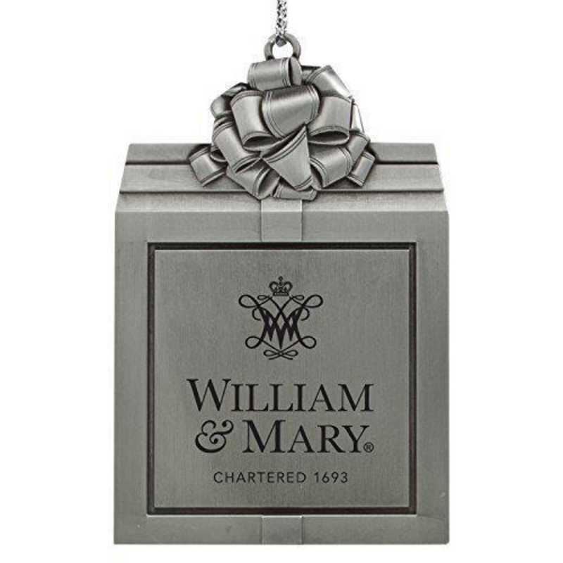 CG-4077-SIL-WILLMRY-CLC: LXG PRESENTS ORN SILV, William & Mary