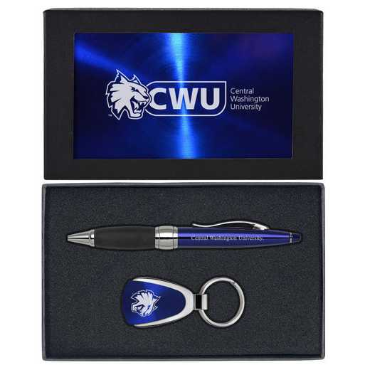SET-A1-CWU-BLU: LXG Set A1 KC Pen, Central Washington