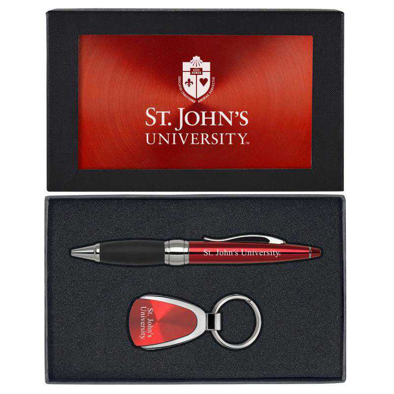 SET-A1-STJOHNS-RED: LXG Set A1 KC Pen, Saint Johns