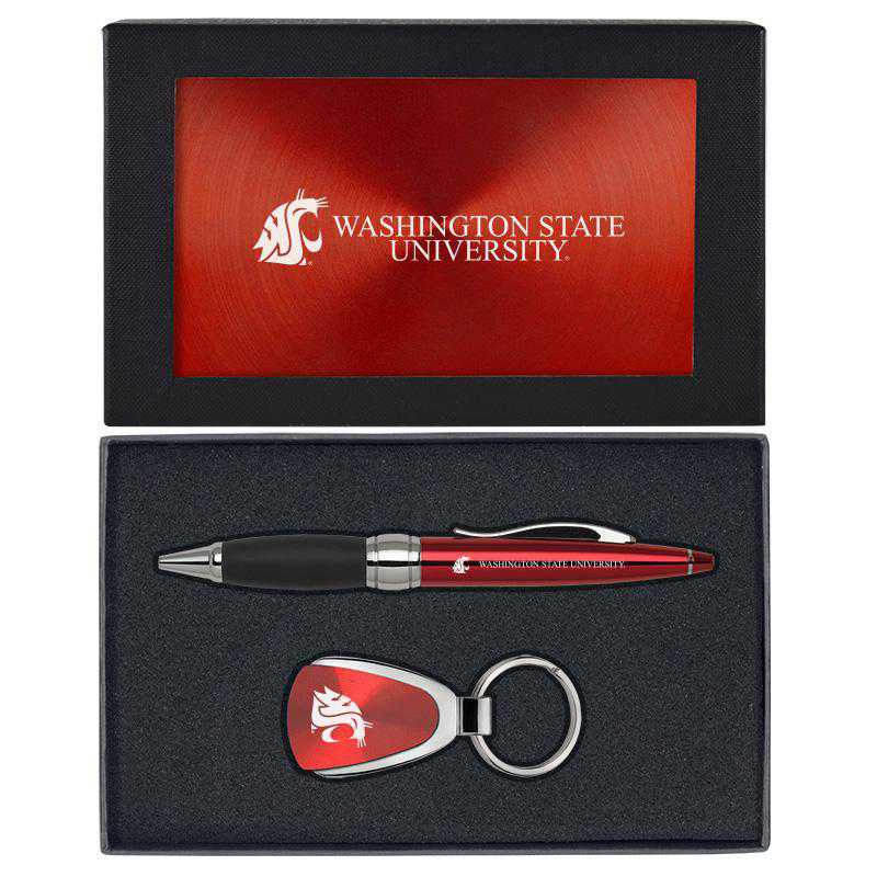 SET-A1-WSU-RED: LXG Set A1 KC Pen, Washington State