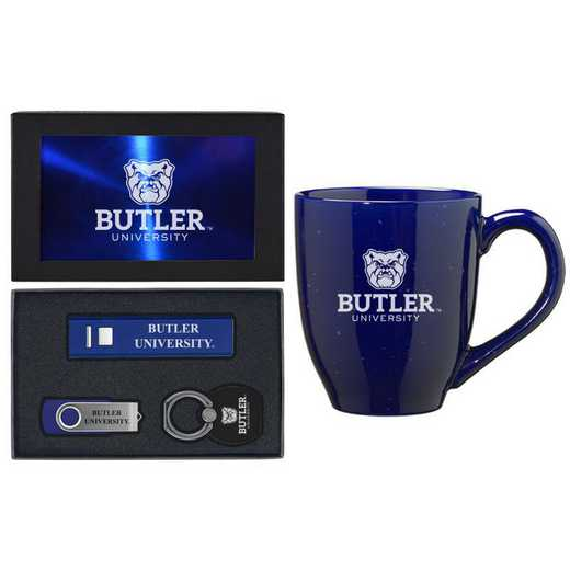 SET-A2-BUTLER-BLU: LXG Set A2 Tech Mug, Butler