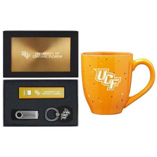 SET-A2-CNTRLFL-GLD: LXG Set A2 Tech Mug, Central Florida