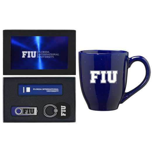 SET-A2-FIU-BLU: LXG Set A2 Tech Mug, Florida International