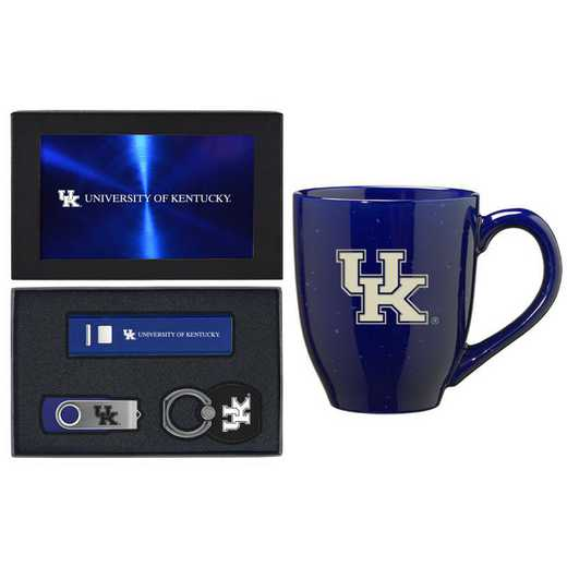 SET-A2-KENTUCK-BLU: LXG Set A2 Tech Mug, Kentucky