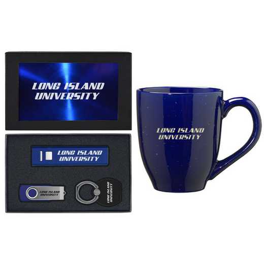 SET-A2-LIU-BLU: LXG Set A2 Tech Mug, Long Island-Brooklyn