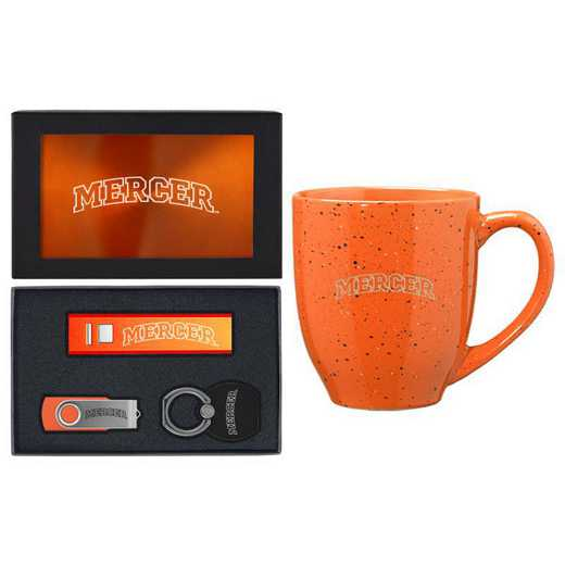 SET-A2-MERCER-ORN: LXG Set A2 Tech Mug, Mercer