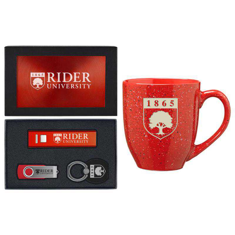 SET-A2-RIDER-RED: LXG Set A2 Tech Mug, Rider