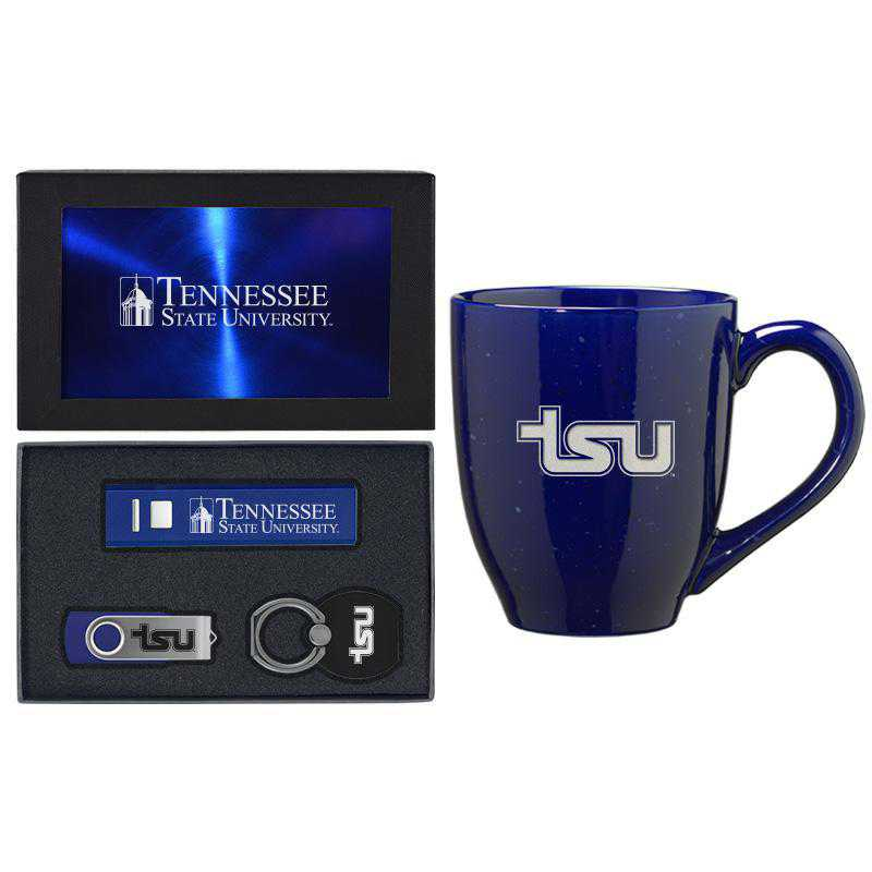 SET-A2-TENNST-BLU: LXG Set A2 Tech Mug, Tennessee State