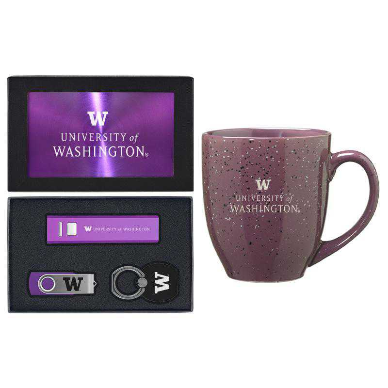 SET-A2-UOFWASH-PURP: LXG Set A2 Tech Mug, Washington