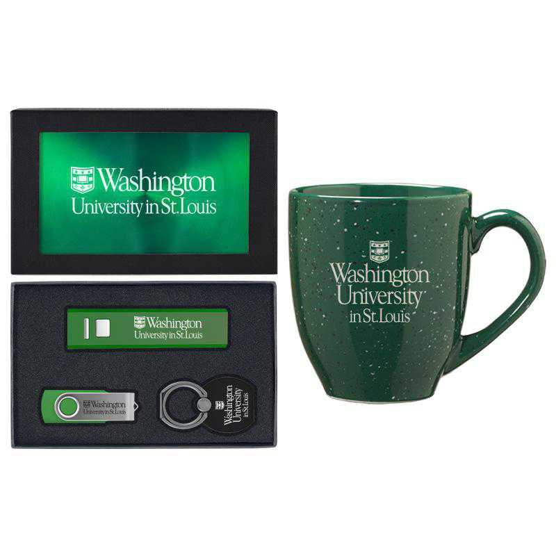 SET-A2-WASHSTL-GRN: LXG Set A2 Tech Mug, Washington