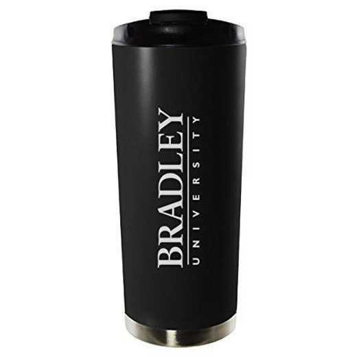 VAC-150-BLK-BRADLEY-LRG: LXG VAC 150 TUMB BLK, Bradley University
