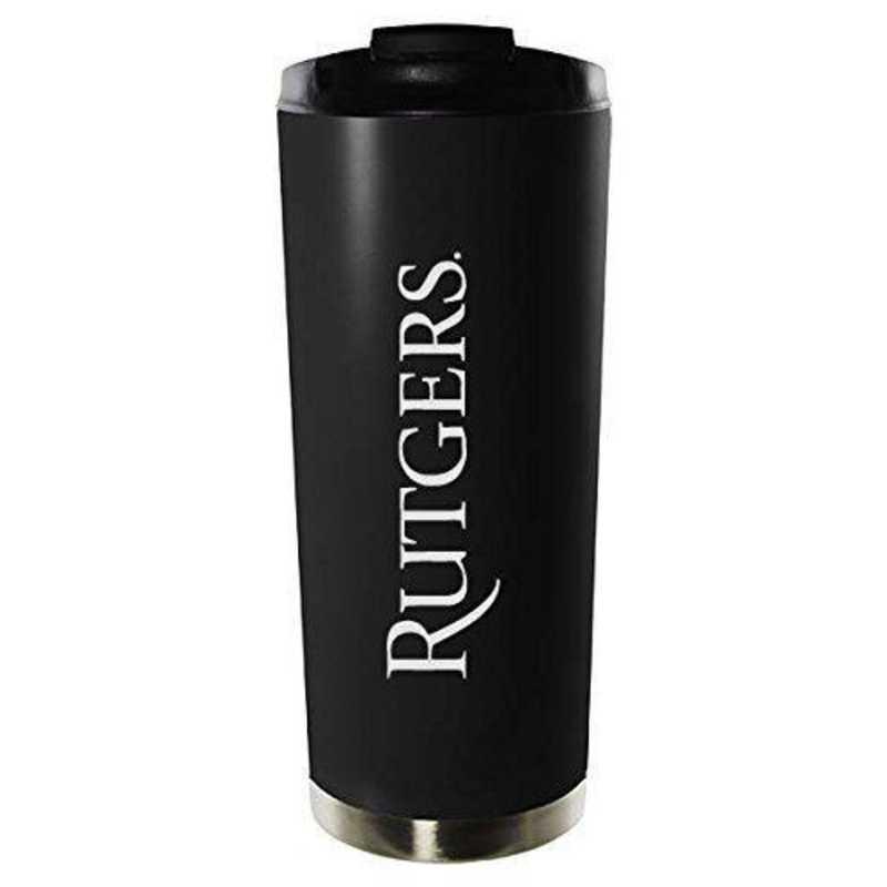 VAC-150-BLK-RUTGERS-CLC: LXG VAC 150 TUMB BLK, Rutgers