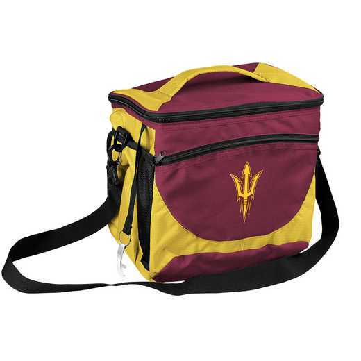 107-63: NCAA  AZ State 24 Can Cooler