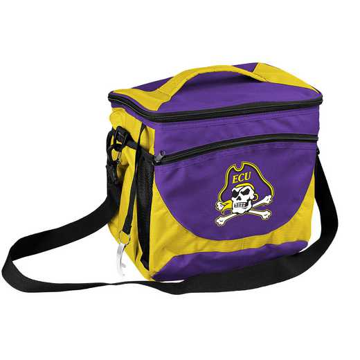 131-63: NCAA  East Carolina 24 Can Cooler