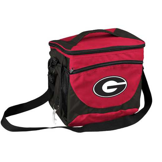 142-63: NCAA  Georgia 24 Can Cooler
