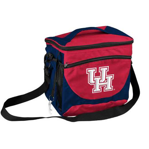 148-63: NCAA  Houston 24 Can Cooler