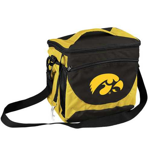 155-63: NCAA  Iowa 24 Can Cooler