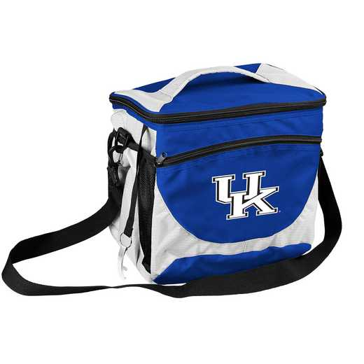 159-63: NCAA  Kentucky 24 Can Cooler