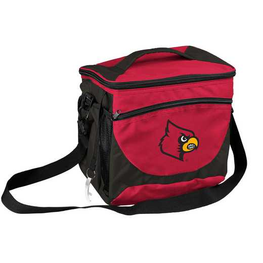 161-63: NCAA  Louisville 24 Can Cooler