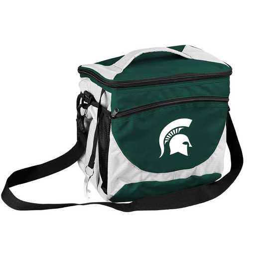 172-63: NCAA  MI State 24 Can Cooler