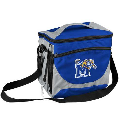 168-63: NCAA  Memphis 24 Can Cooler