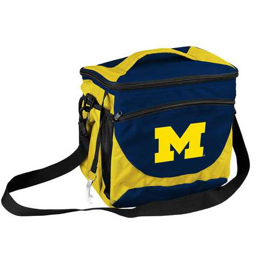 171-63: NCAA  Michigan 24 Can Cooler