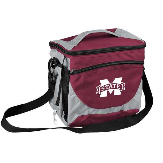 177-63: NCAA  Mississippi State 24 Can Cooler