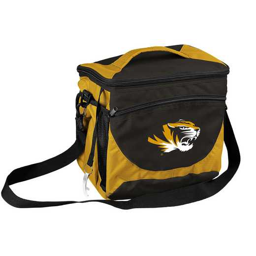 178-63: NCAA  Missouri 24 Can Cooler