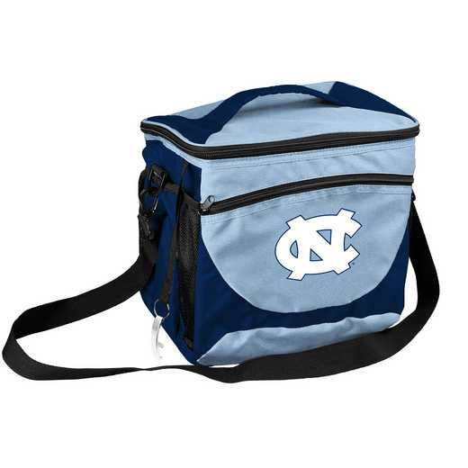 185-63: NCAA  North Carolina 24 Can Cooler