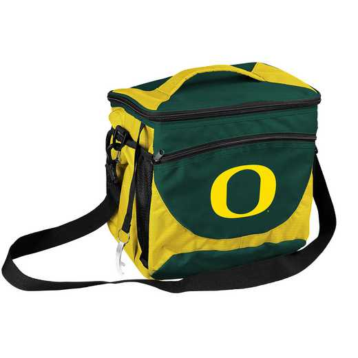 194-63: NCAA  Oregon 24 Can Cooler
