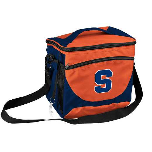 214-63: NCAA  Syracuse 24 Can Cooler