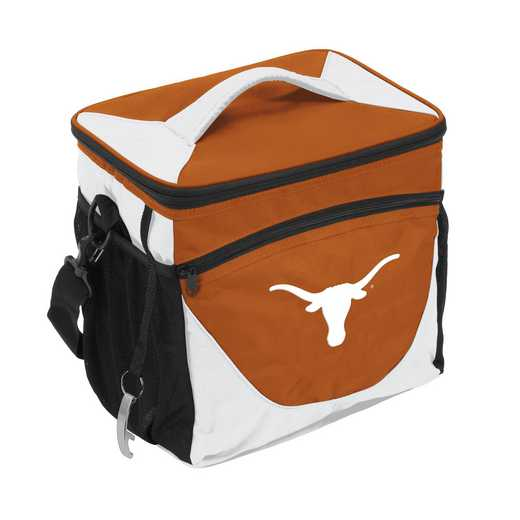 218-63: NCAA  Texas 24 Can Cooler