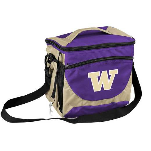 237-63: NCAA  Washington 24 Can Cooler