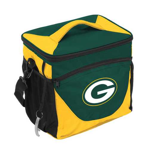 612-63: Green Bay Packers 24 Can Cooler