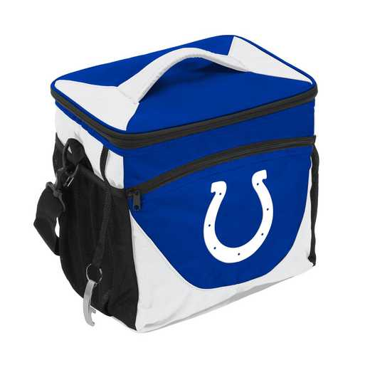 614-63: Indianapolis Colts 24 Can Cooler