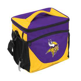 618-63: Minnesota Vikings 24 Can Cooler