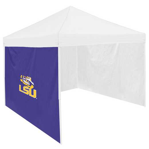 162-48: LSU Purple 9 x 9 Side Panel