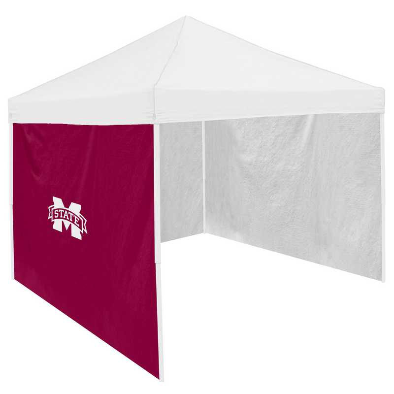 177-48: Mississippi State 9 x 9 Side Panel