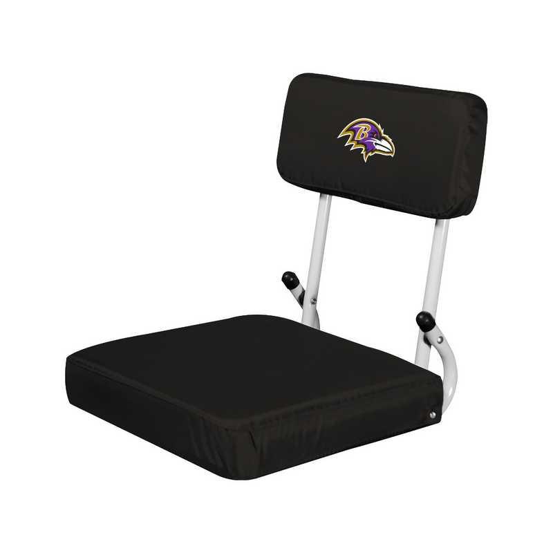 603-94: Baltimore Ravens Hardback Seat