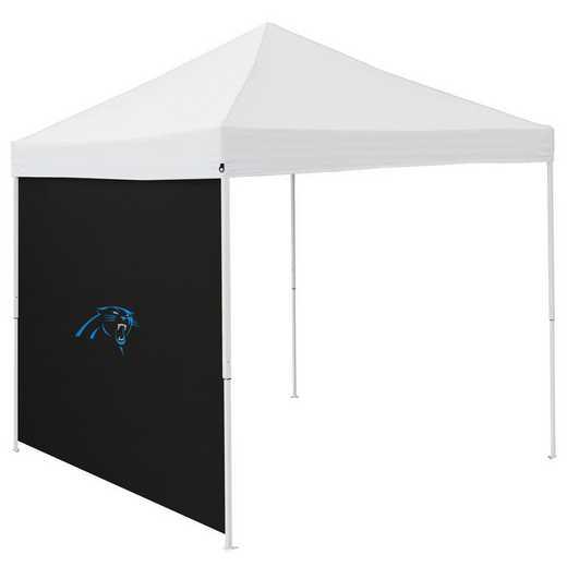 605-48: Carolina Panthers 9x9 Side Panel