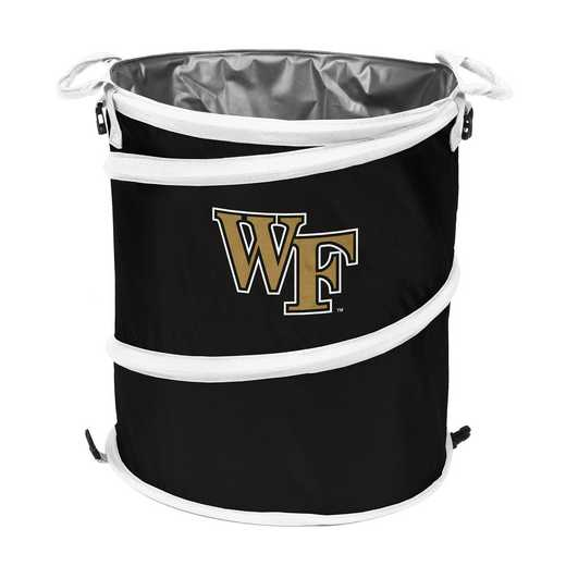 236-35: NCAA Wake Forest Cllpsble 3-in-1