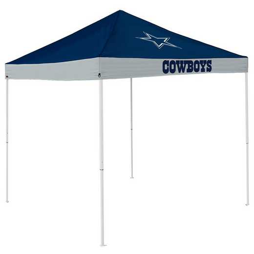 609-39E: Dallas Cowboys Economy Canopy