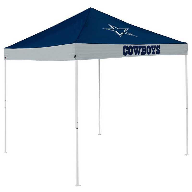 609-39E: Dallas Cowboys Economy Canopy